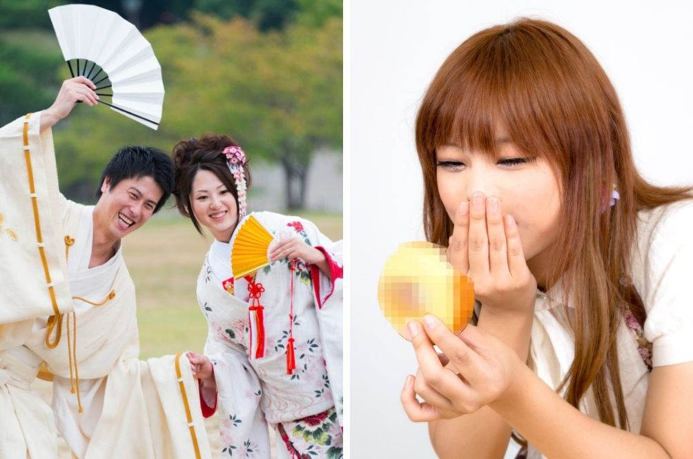 Wedding Cakes That Look Like Private Parts Creating Quite A Buzz In Japan