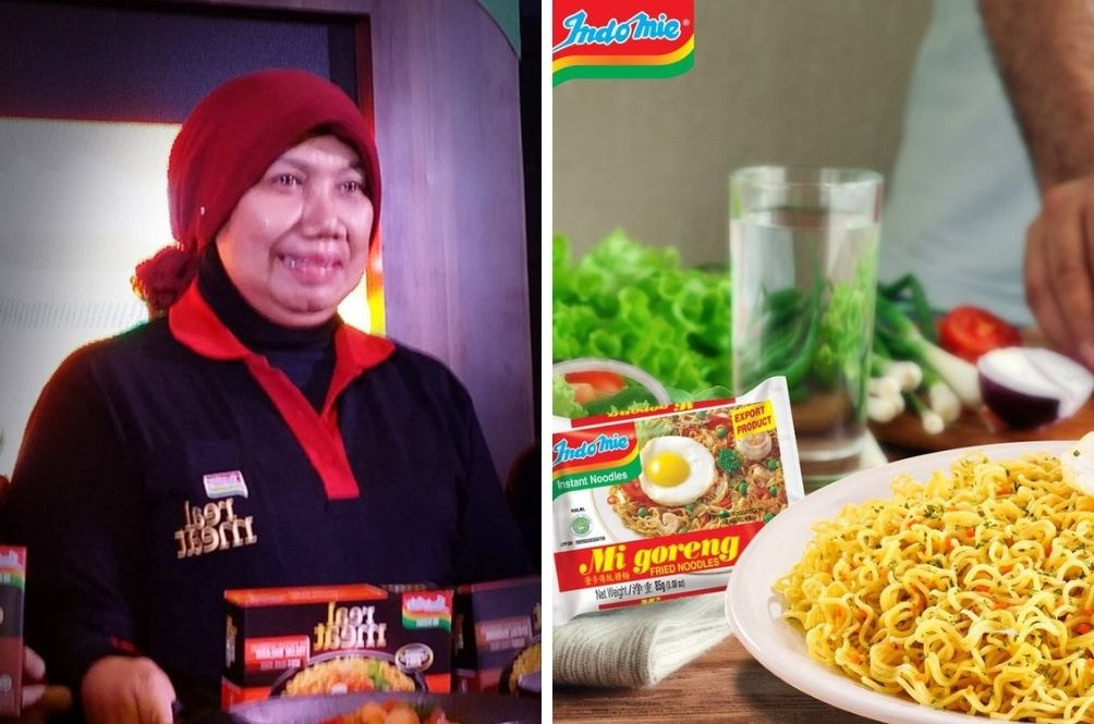 Nunuk Nuraini, The Woman Who Invented Indomie Mi Goreng, Dies