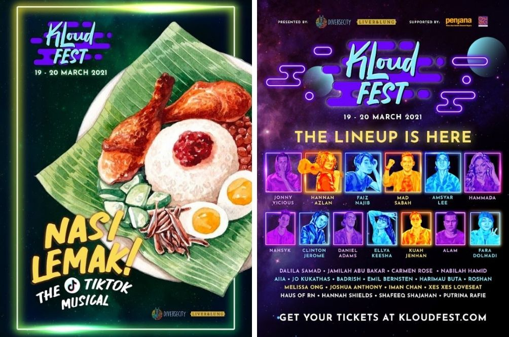A Tik Tok Musical, Comedy, Music And More To Be Featured During M'sia's First Virtual Arts Festival