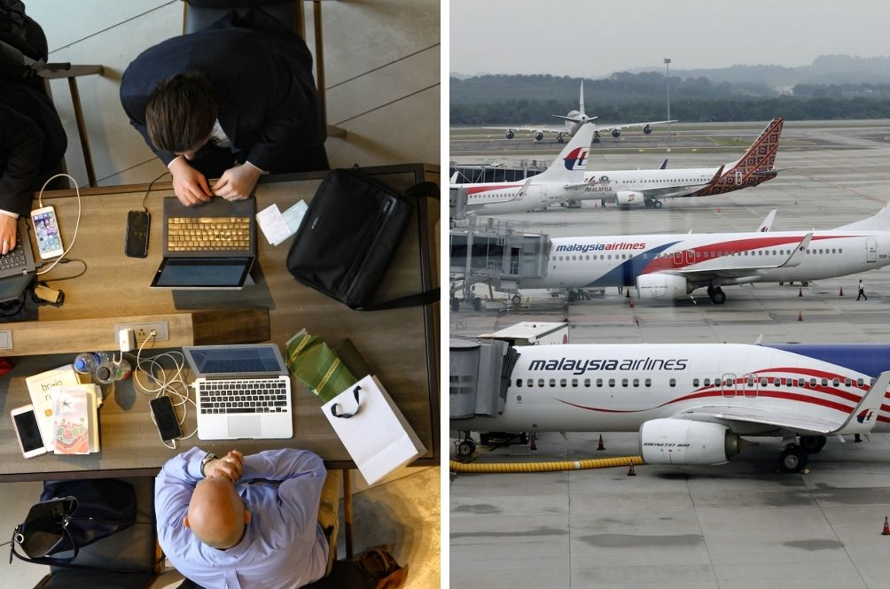 M'sians Cannot Cross State Borders But Businessmen To Be Allowed To Fly In Soon