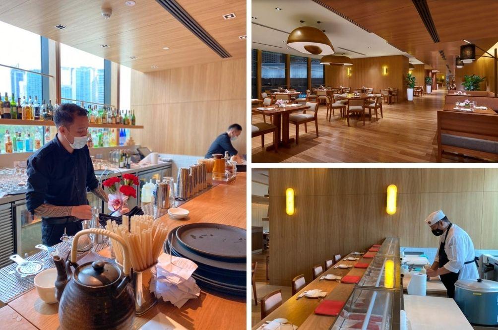 Nobu's Back And We Explore Their New Home At Four Seasons Hotel Kuala Lumpur
