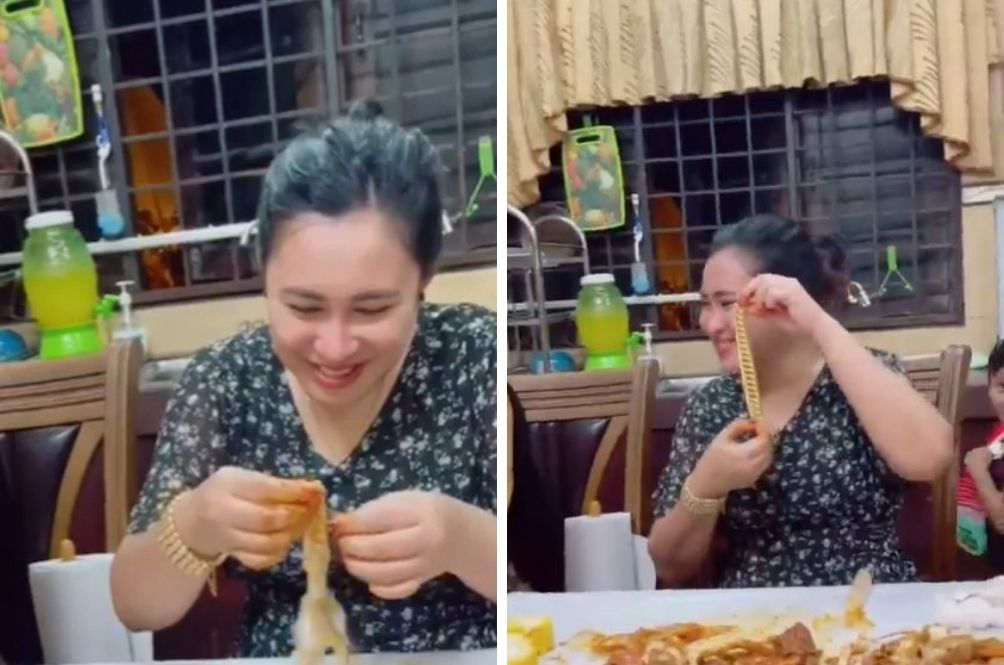 Malaysian Woman Shocked To Find Gold Bracelet In Food Planted As A Gift By Her Best Friend