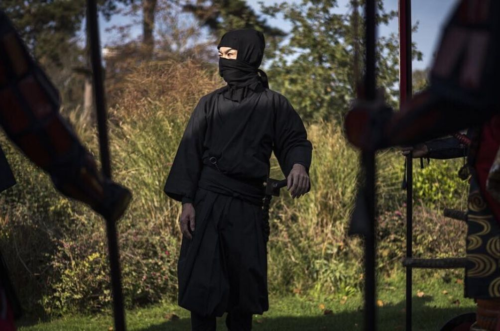 Meet The Man Who Became The First Ever Ninja Studies Graduate From A Japan University