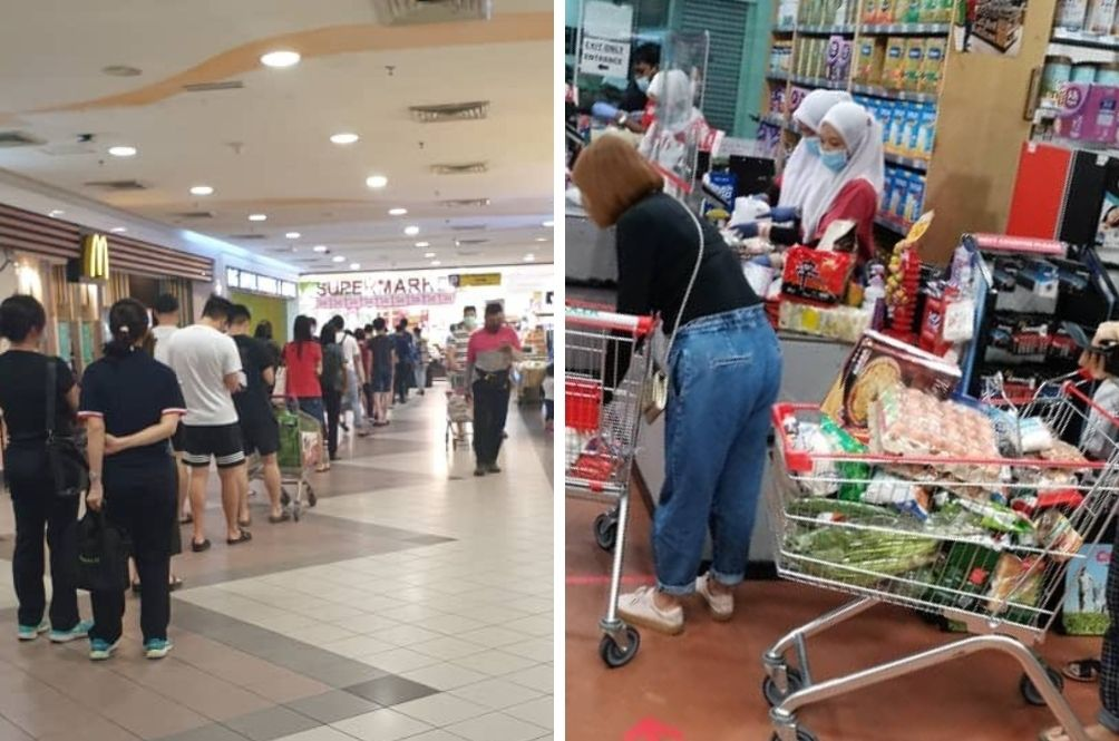 No Need To Panic Buy; Shops Will Still Be Open During CMCO