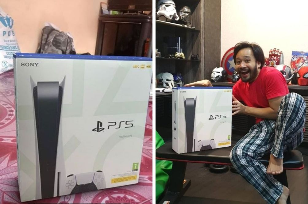 Are Pictures Of New PS5 Boxes Filling Up Your Feed? There's More To It Than Meets The Eye