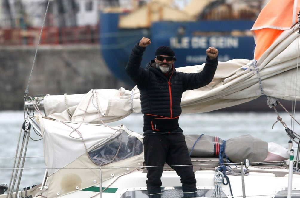 No Flights, So Determined Man Sails For 85 Days To Get Back Home
