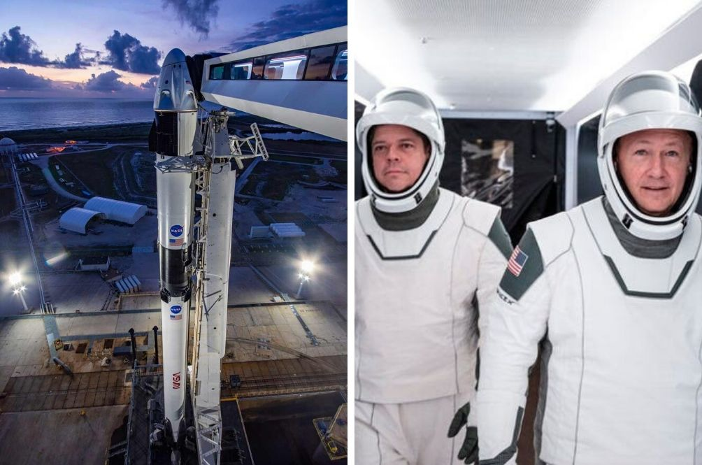 All You Need To Know About SpaceX's Crew Dragon And Their History-Making Mission