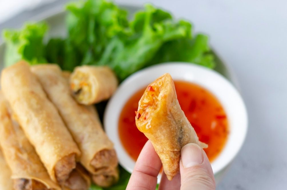 Thai Woman Dies After Eating Three-Day-Old Spring Rolls Kept In The Refrigerator