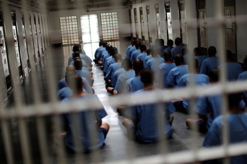 Prison Inmates Say Thank You To Frontliners By Singing Touching Song For Them