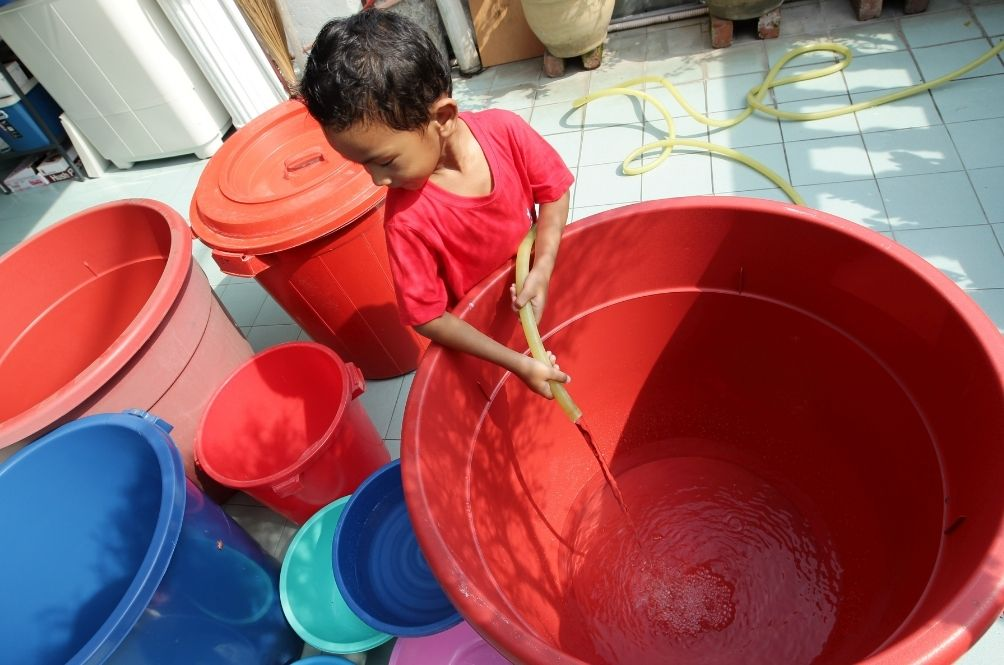 Air Selangor Announce Scheduled Water Cuts In The Klang Valley Happening In March And April