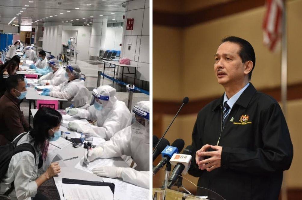 Dr Noor Hisham Dedicates 'Tan Sri' Title To Hardworking Frontliners