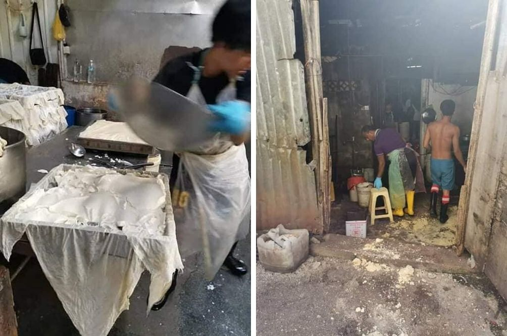 Cockroach-Infested, Foul-Smelling Tofu Factory In Cheras Will Be Shuttered Permanently