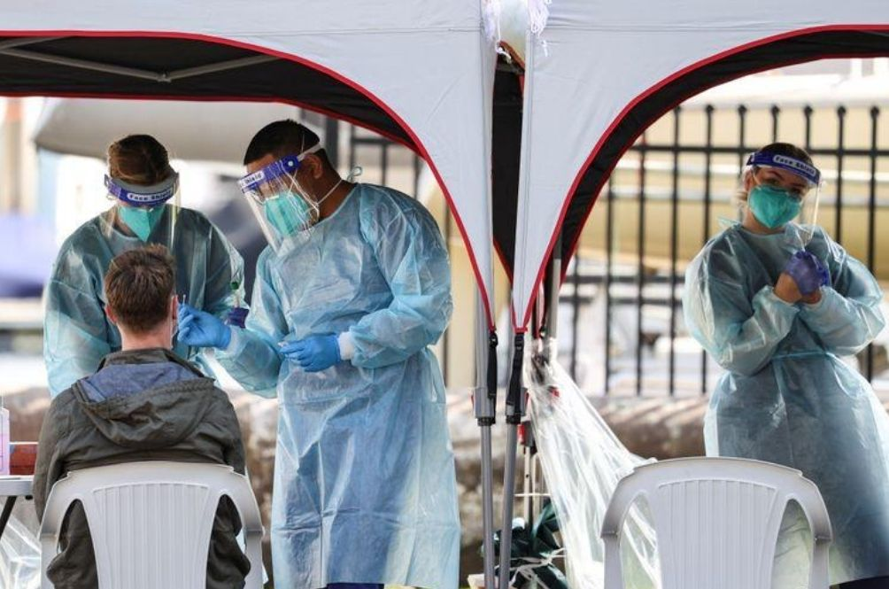 Australia's Victoria State In State Of Emergency After COVID-19 Cases Surge