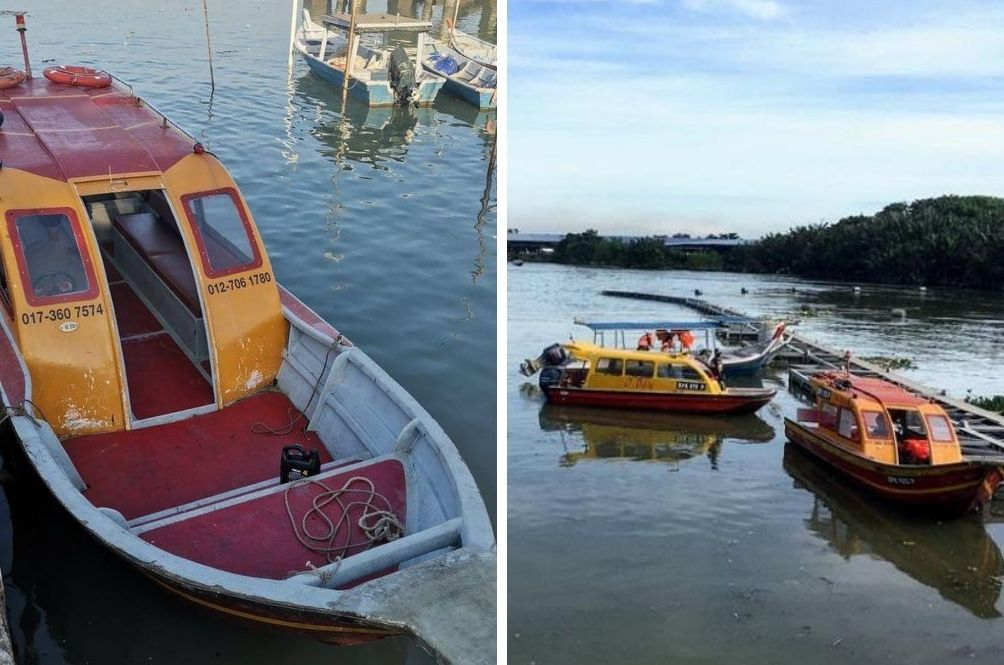 Visitors To Klang River Will Get To Ride In Water Taxis By Next Year