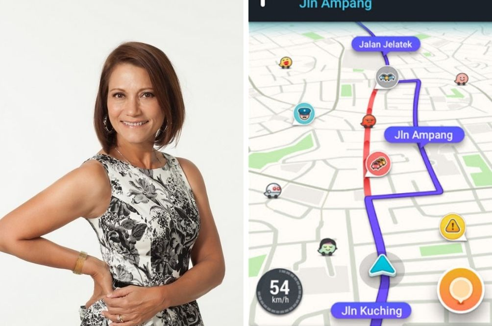 Yasmin Yusoff's Voice Will Now Help You Navigate Malaysian Roads Via Waze