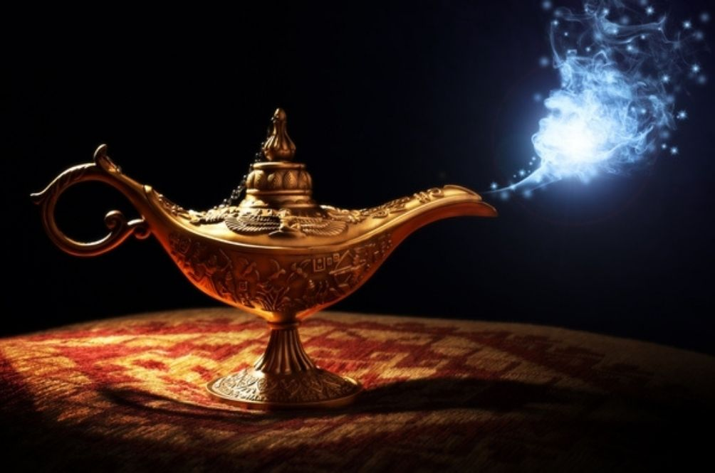 Scammers Dupe Doctor Into Buying 'Magical Lamp' That Can Conjure Up Genie