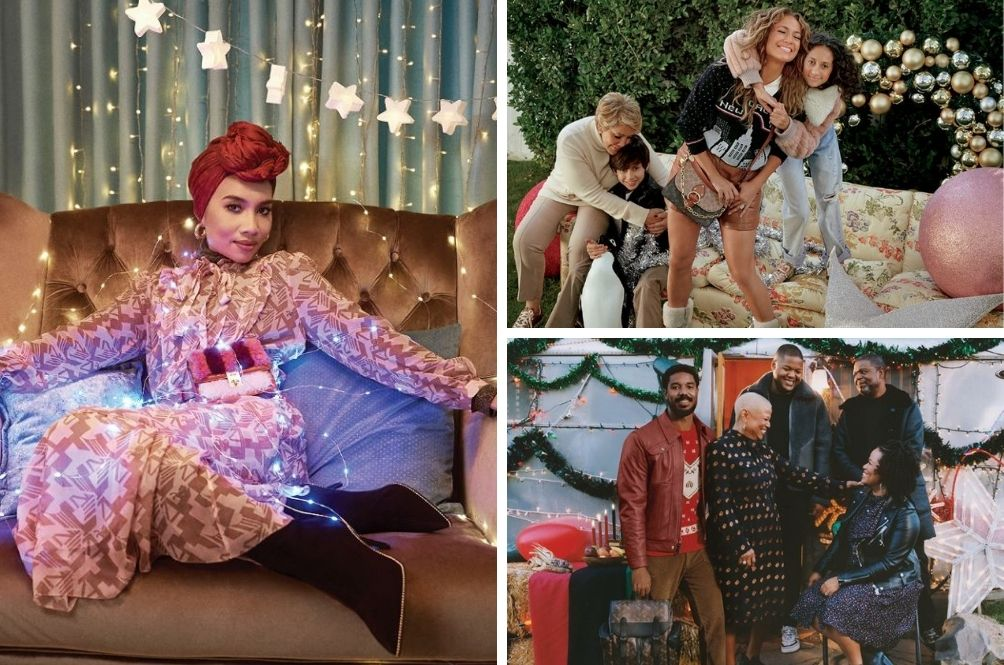 Yuna Joins JLo, Michael B Jordan For This Year's Coach Holiday Campaign