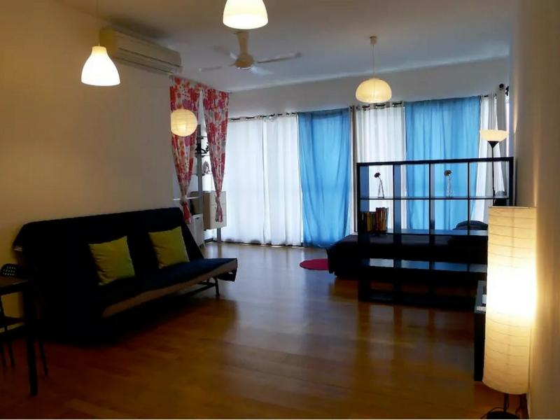 Ramai pengunjung memilih penginapan 'homestay' seperti rumah yang lebih selesa untuk didiami.