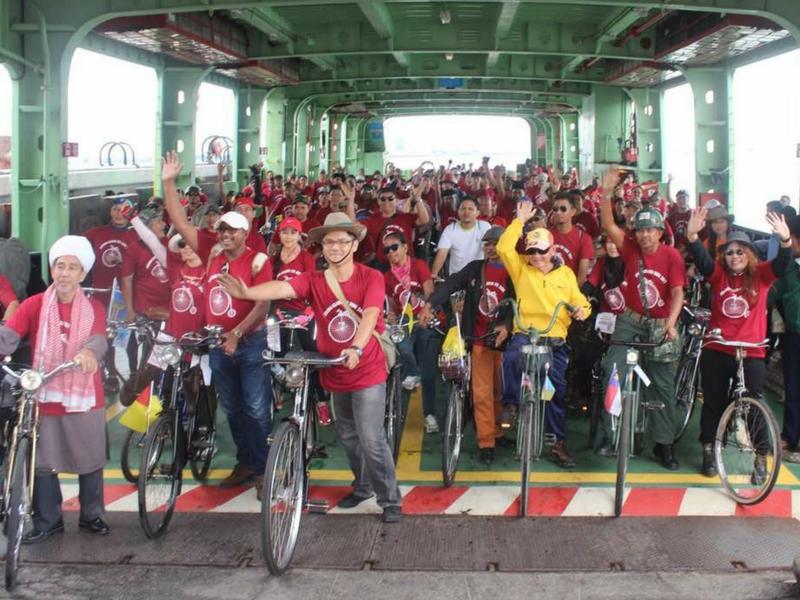 Seramai 123 peserta dan juga pemilik basikal klasik dari seluruh negara mengambil bahagian dalam acara yang dianjurkan buat kali keempat ini.
