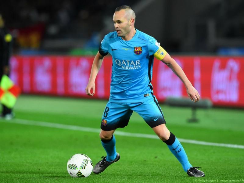 Pemain berusia 33 tahun ini merupakan antara pemain tengah yang paling berbakat dalam sejarah bola sepak dunia.