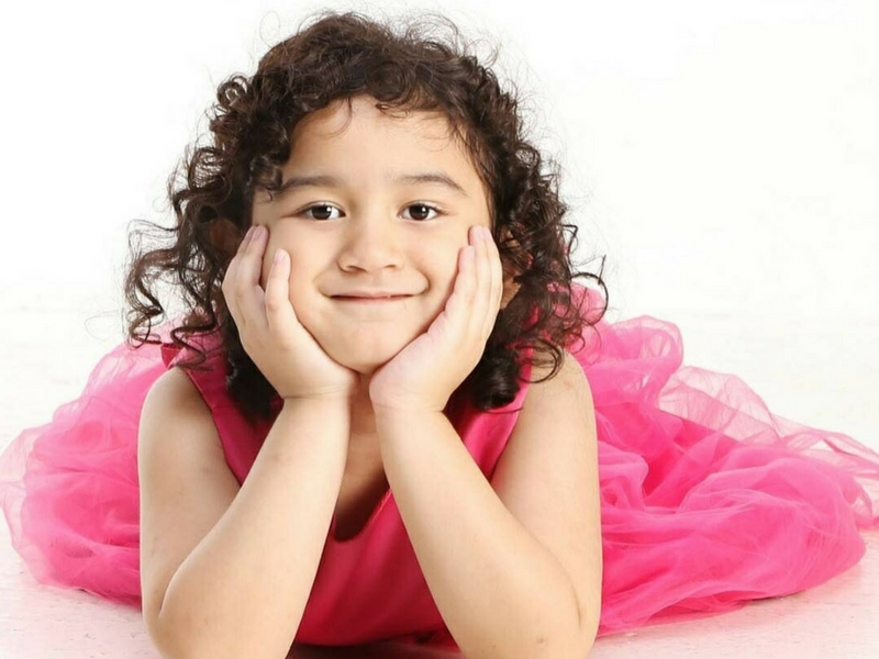 Asha disahkan mempunyai autisma ringan pada usia tiga tahun selepas membuat pemeriksaan penuh dengan doktor.