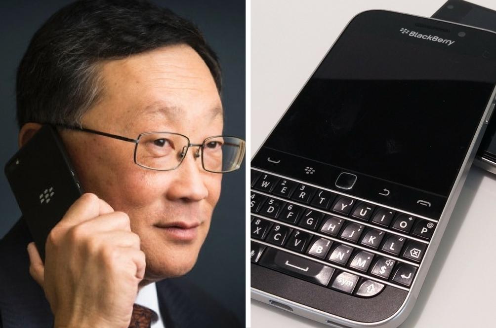 Blackberry Tamatkan Rekaan Produk Sendiri