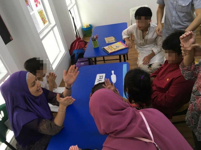 Eden Firdaus Centre for Special Education menyediakan pakej lengkap iaitu belajar terapi dan kelas di bawah satu bumbung.