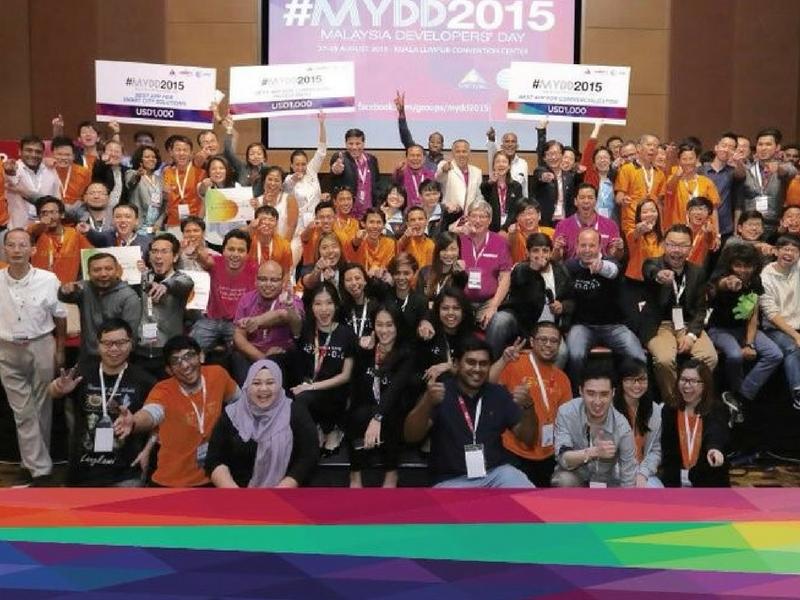 Penganjuran MYDD dua tahun lalu berjaya menarik perhatian ramai golongan muda turut serta.