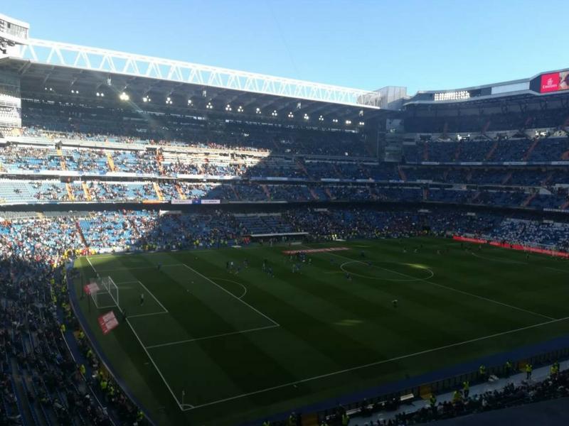 'Tuah' Wan Abdul Hadi seolah menyebelahi pasukan Real Madrid menang besar terhadap Deportivo La Coruna.