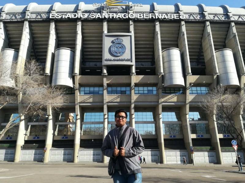 Wan Abdul Hadi mempunyai banyak pengalaman menang peraduan sehingga dia juga berjaya menjejak kaki di Stadium Santiago Bernabeu, Madrid, Sepanyol.