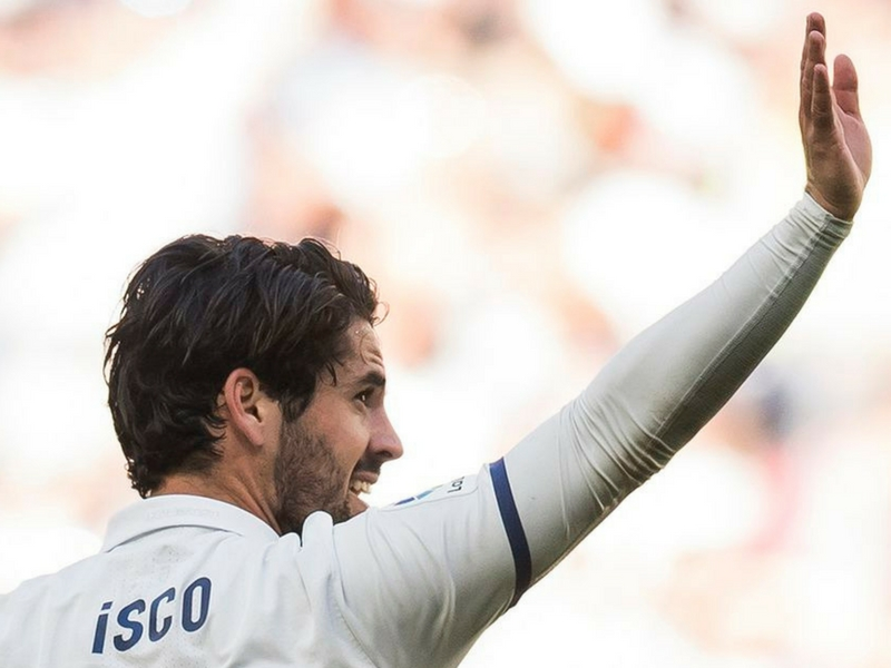 Isco kini menjadi tonggak penting kepada pasukan Real Madrid.