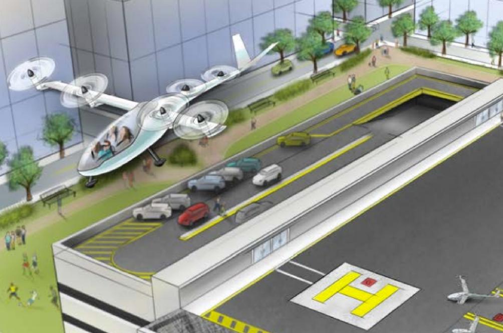 Jangan Ketawa, Lagi Dua Tahun Kita Boleh Tengok 'Kereta' Terbang!