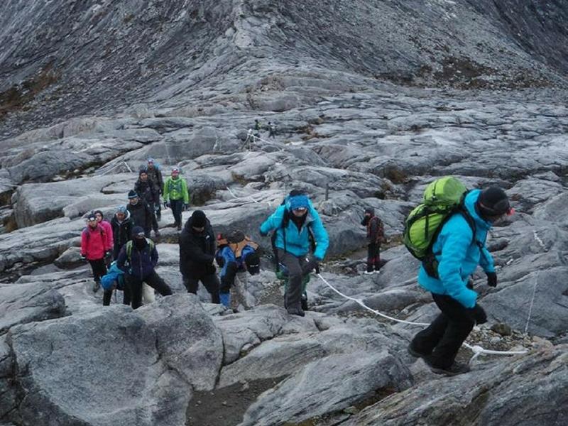 Bagi mereka yang mahukan cabaran, percutian ke Gunung Kinabalu pastinya menyeronokkan.
