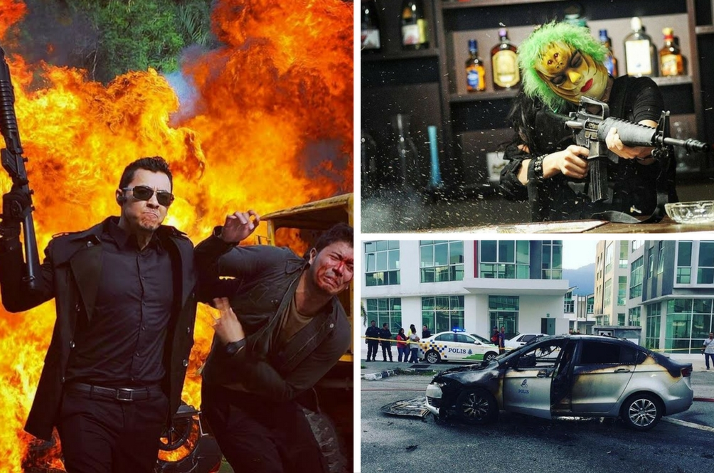 KL Special Force Filem Aksi Setanding Hollywood