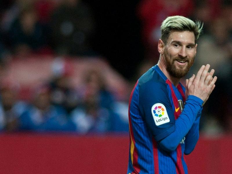 Messi dianggap sebagai antara pemain yang terhebat sepanjang zaman