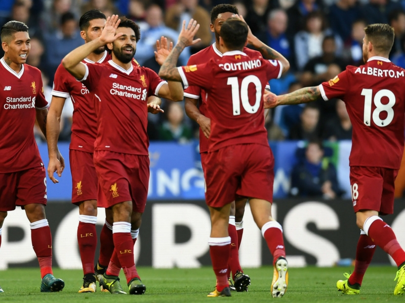 Liverpool menggunakan warna merah yang disifatkan menggerunkan pihak lawan.