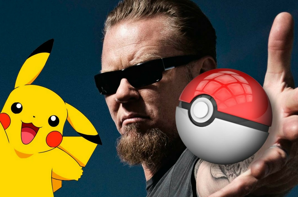 Apabila Metallica 'Layan' Pokemon