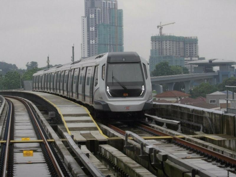 Harga kediaman berdekatan kemudahan MRT juga meningkat disebabkan nilai hartanah di kawasan tersebut.
