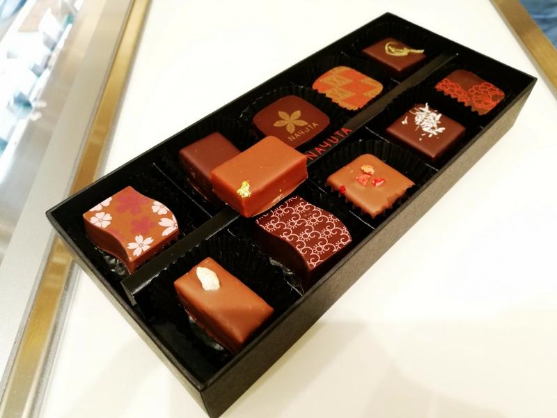 Penggemar coklat boleh merasai perbezaan koko dari setiap negara iaitu Malaysia, Vietnam, Indonesia dan Filipina.