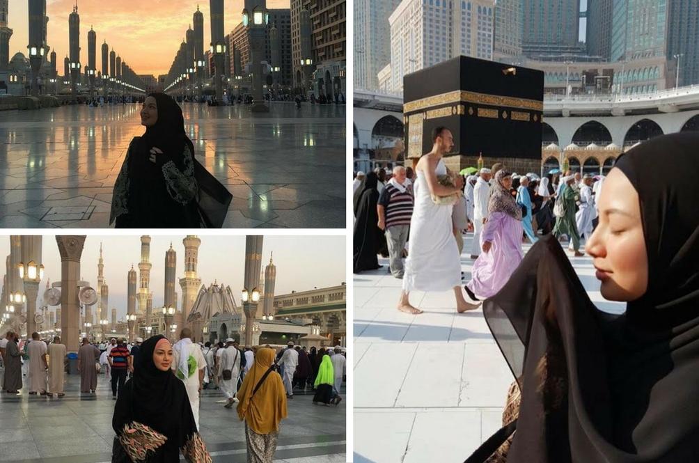 Pengalaman Haji Mengingatkan Solat Lima Waktu