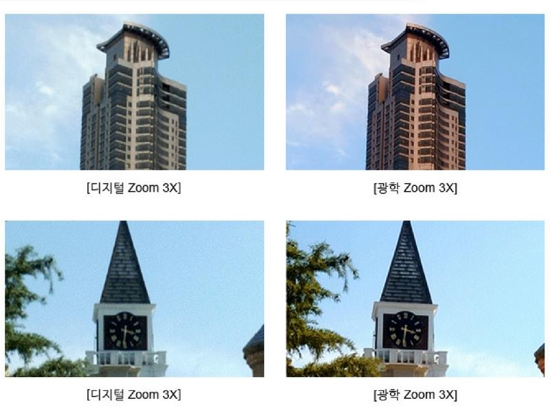 Ciri 3X Smart Zoom pada Galaxy Note 8 membolehkan lensa mengambil imej jarak jauh tanpa mengorbankan kualiti pixel.