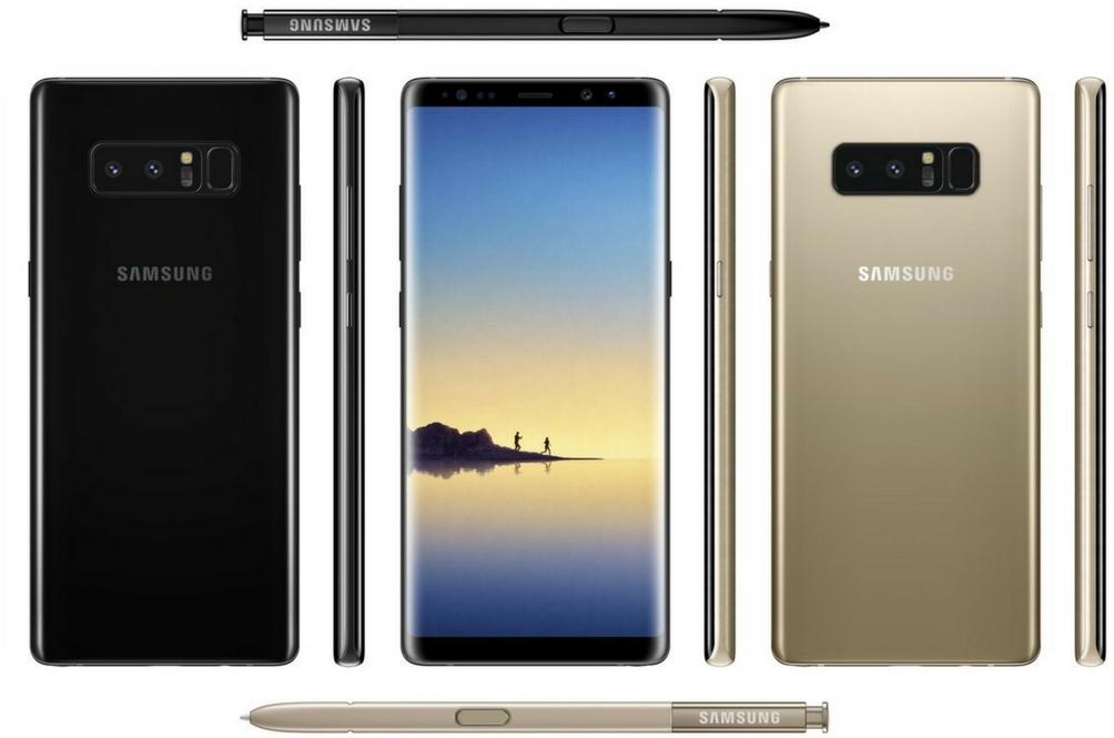 Telefon Pintar Samsung Galaxy Note 8 Paling Sempurna?
