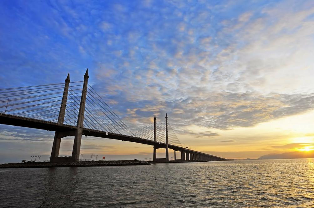 Jambatan Pulau Pinang Ditutup Bermula Hari Ini
