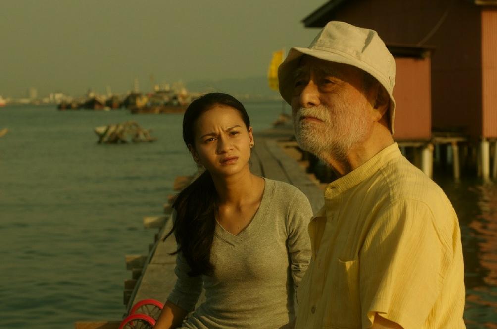 Mengapa Aktor Jepun, Masahiko Tsugawa Tergamak Buat Sharifah Amani Menangis?