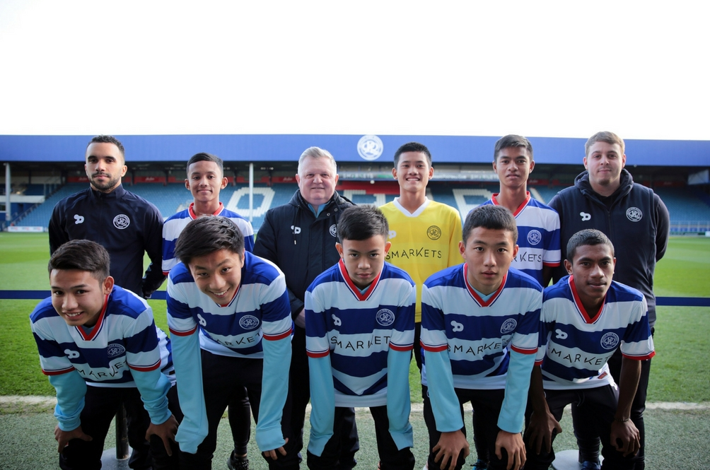Dua Belia Malaysia Timba Pengalaman Bersama QPR