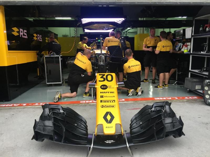 Renault fokus dalam melatih bakal pelumba F1 menerusi penubuhan Akademi Renault Sport Racing sejak tahun lalu.