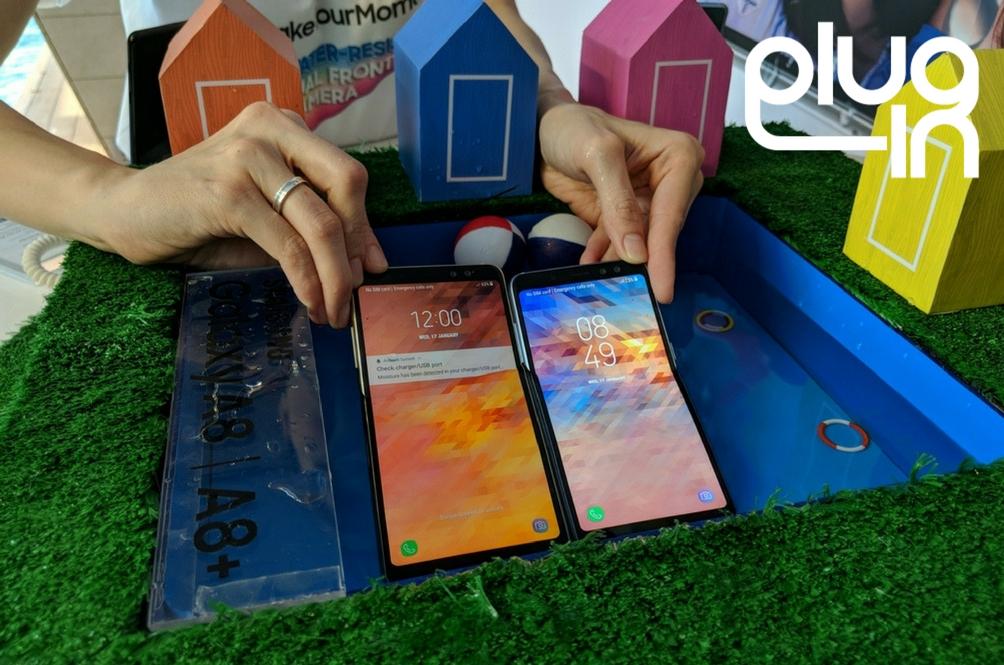 Plug-in: Cuaca Tidak Menentu, Anda Mungkin Perlukan Samsung Galaxy A8