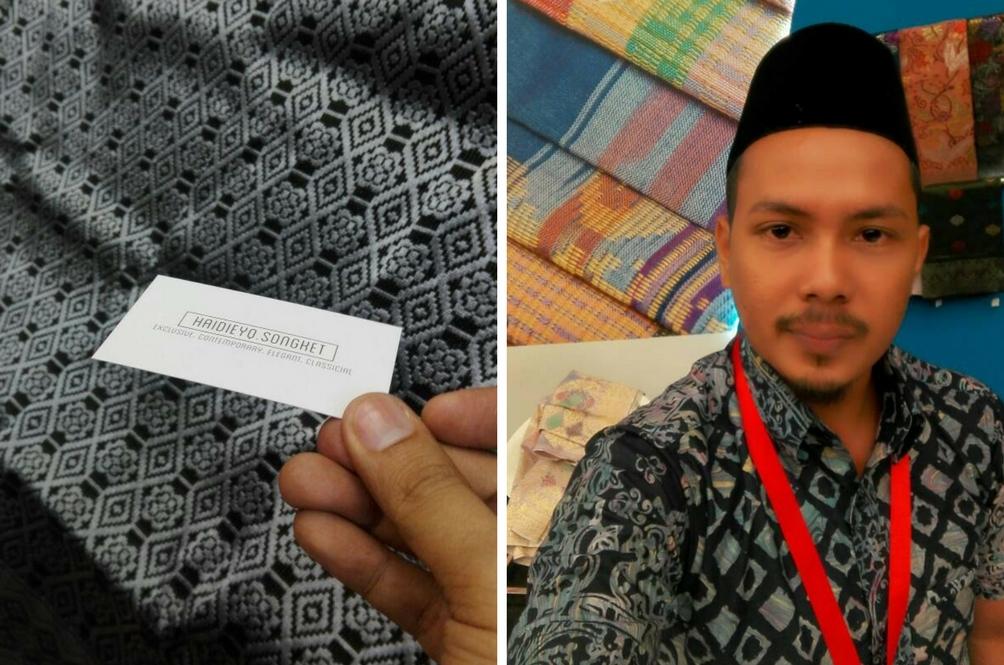Mengapa Songket Tenun Terengganu Terlalu Istimewa Buat Jejaka Ini?