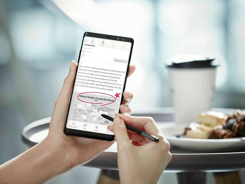 Ciri S Pen sangat sinonim dengan pengguna telefon pintar Samsung dipertingkatkan dari aspek perisian.