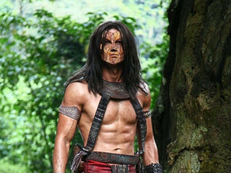 Aksi Zul Ariffin menjiwai watak utama, Tombiruo cukup menyakinkan penonton.